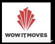 Logo Kreativagentur wowitmoves